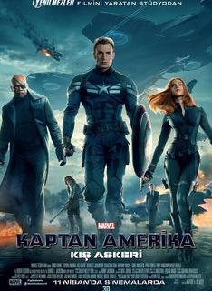 Kaptan Amerika 2 Kış Askeri HD İzle   HD
