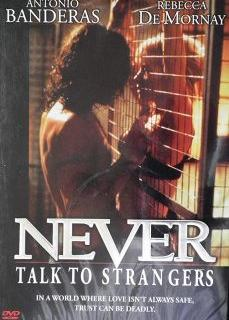 Never Talk To Strangers +18 Film İzle | HD
